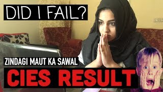 OPENING MY CIE/GCE RESULT LIVE REACTION