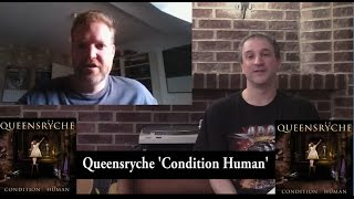 Queensryche 'Condition Human' Album Review-The Metal Voice