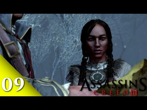 Assassin's Creed III | Part 9 - Infiltrating The Fort