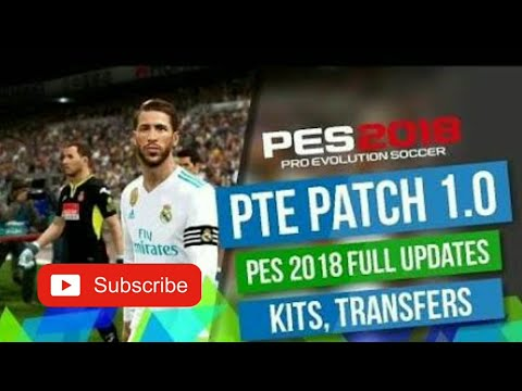 Pes patch apk latest update 2018 + new Kits+(Android/iOS)