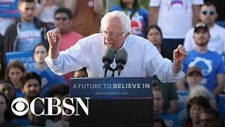 Bernie Sanders' 2016 presidential campaign faces claims of sexism