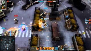 Merc Elite браузерная игра в жанре MOBA!