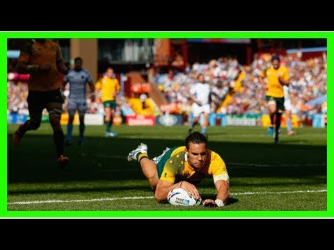 Wallabies playmaker matt toomua out of 2019 rugby world cup after inking new deal with leicester- N