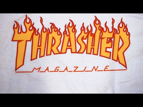 Thrasher Magazine May and June 2017
