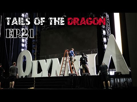 Flex Meets The Fans at the 2016 Mr. Olympia – Tails of the Dragon – ep 21