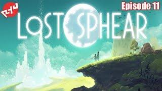 Lost Sphear Let's play FR - épisode 11 - La pretresse guerrière des Séléniens