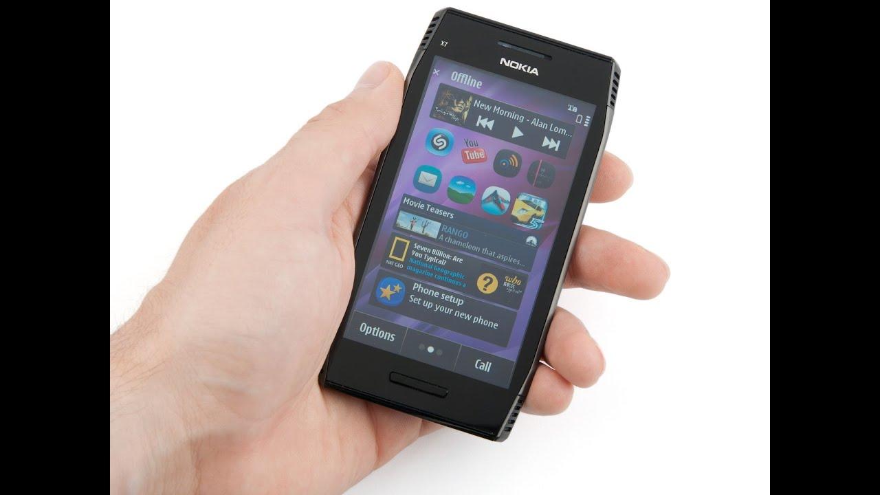 Nokia x7 00 software - Nokia X7 00 Software 10