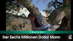Der Sechs Millionen Dollar Mann (Blu-ray-Trailer)