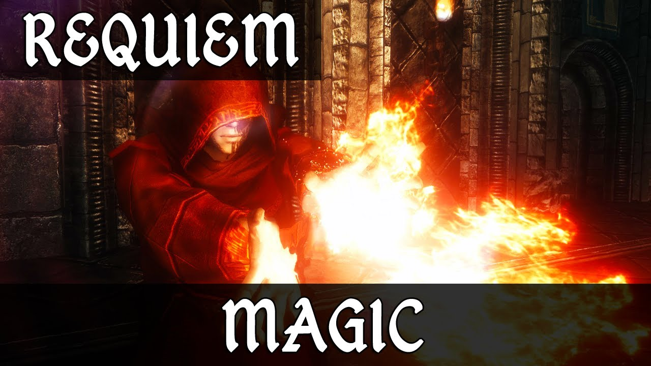 how to make mod for requiem