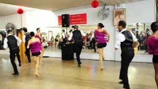 03-31-2012: Gainesville Gator Salsa Social Extravaganza - Gator Salsa Club Dance Performance