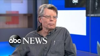 Stephen King Offers Glimpse Into New Terrors In 'The Bazaar of Bad Dreams'