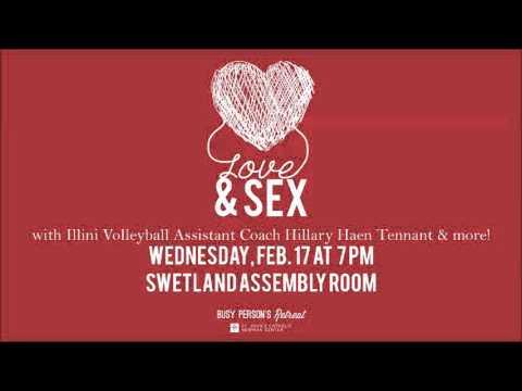 Love & Sex: Spring 2016 Busy Person's Retreat Talk