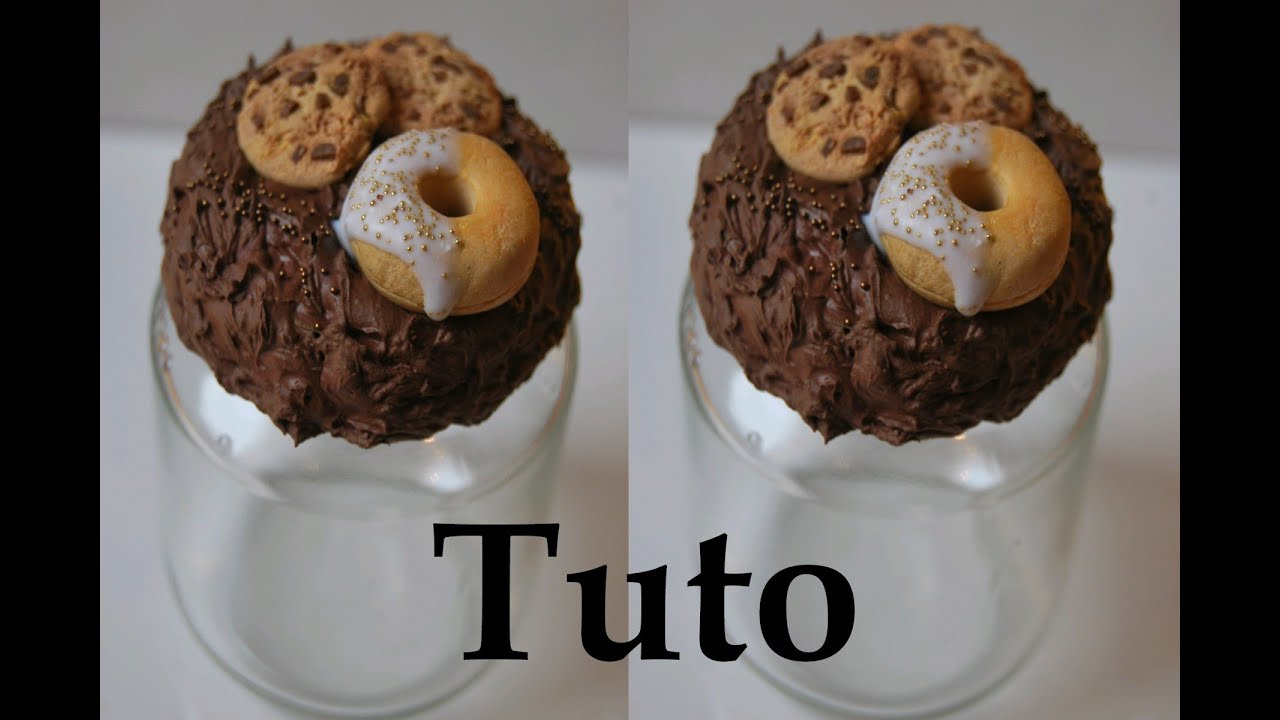 Tuto d coration boites pot en verre fimo wepam d coden youtube - Decoration pot de confiture ...