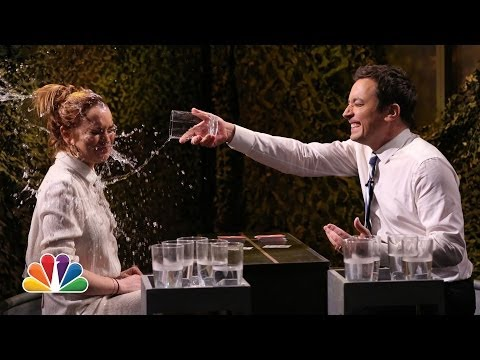Thumbnail: Water War with Lindsay Lohan
