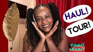 MRP HAUL + AIR B'N'B VILLA TOUR! // Vlog