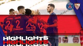 HIGHLIGHTS 10' | PSG 2 - 2 SEVILLA FC