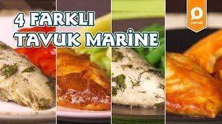 4 Farklı Tavuk Marine Tarifi - Onedio Yemek - Tek Malzeme Çok Tarif