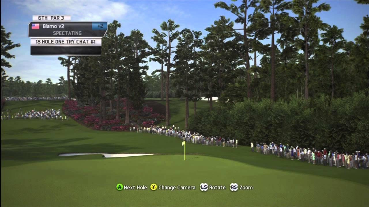 Tiger Woods Pga Tour  Gameplay