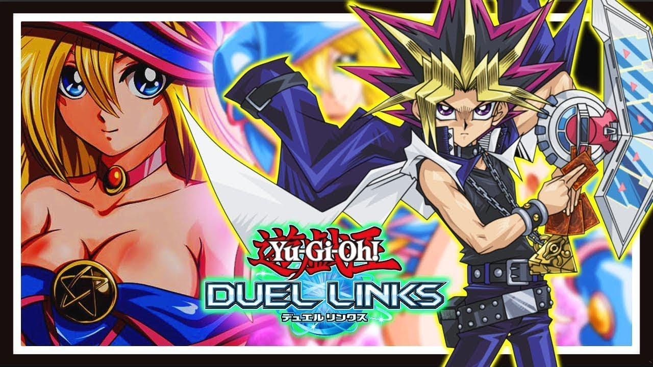 Nowe Karty Yu Gi Oh Duel Links Youtube