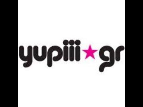 Yupiii Celebrity Cam - Helena Paparizou in Airport (Sweden)