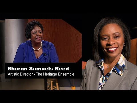 Consider This #210 - Sharon Samuels Reed, Founder/Artistic Director - The Heritage Ensemble