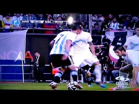 Golazo de Argentina vs Slovenia  __Final 2:0