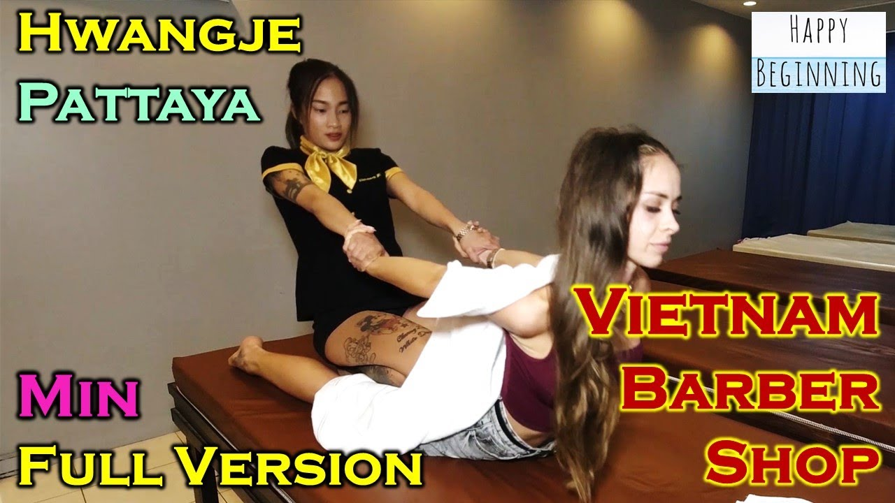 Vietnam Barber Shop MIN and PETITE MODEL FULL VERSION - Hwangje (Pattaya, Thailand)