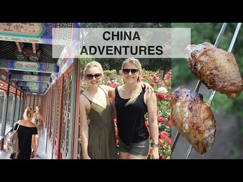 China Adventures : The Great Wall 50km Run & Beijing Sight Seeing