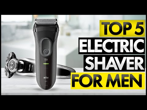 top-5-best-electric-shaver-for-men-(2020)
