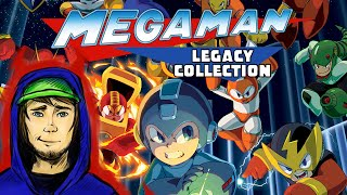 Мучения в Mega Man Legacy Collection