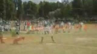 Great Britain v Ireland Baseball Match