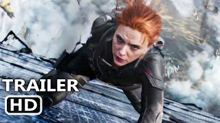 Black WIDOW Final Trailer (2021) Scarlett Johansson, Florence Pugh y Marvel Movie