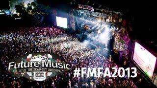 Future Music Festival 2013  #FMFA2013