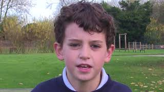Buxton Primary School Norfolk: Headteacher recruitment video