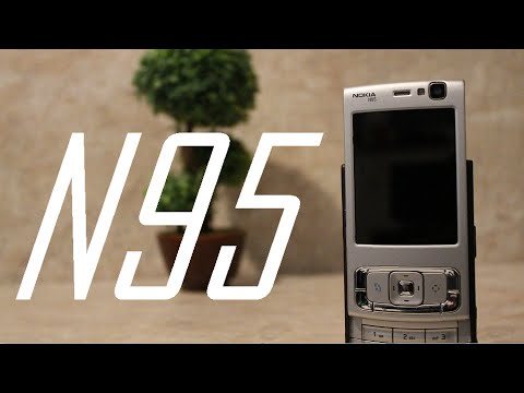 Nokia N95 Retro Review (romana)