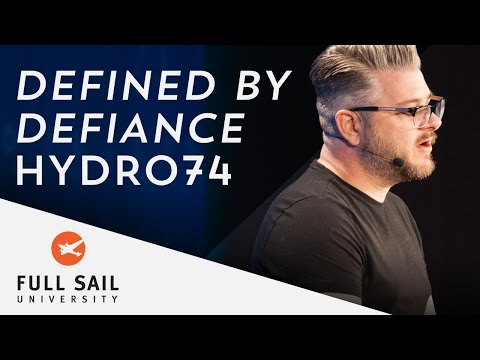 Defined by Defiance: Hydro74 and How His Life Influenced His Work