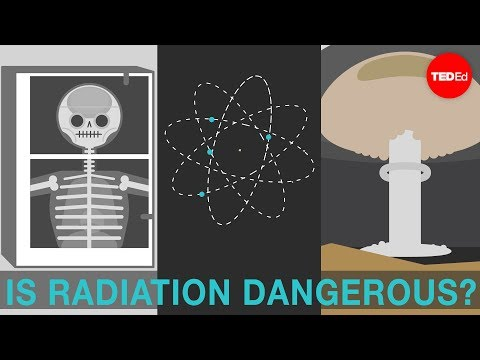 Video image: Is radiation dangerous? - Matt Anticole