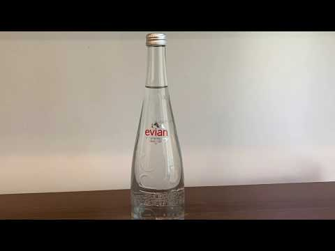 Evian Pure #Water Test - PH And TDS