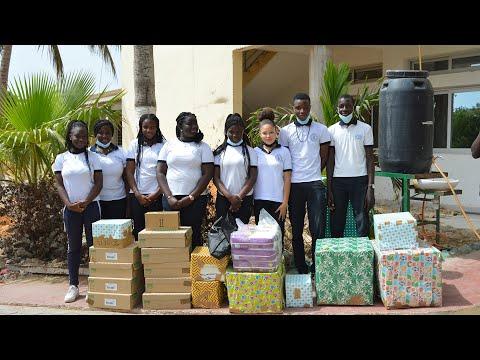 Le Gouvernement scolaire organise une collecte pour l'hôpital Albert Royer de Fann