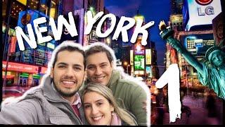 FÉRIAS EM NOVA YORK - SAUNA GAY - TIMES SQUARE (VIAJANDO BARATO PELO MUNDO) - DAILYVLOG [+18]