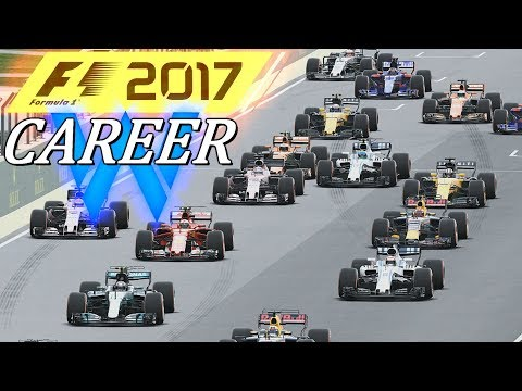 BRITISH GRAN PRIX - F1 2017 Career ep. 10