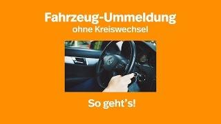 Fahrzeug-Ummeldung ohne Kreiswechsel I Kennzeichenbox.de