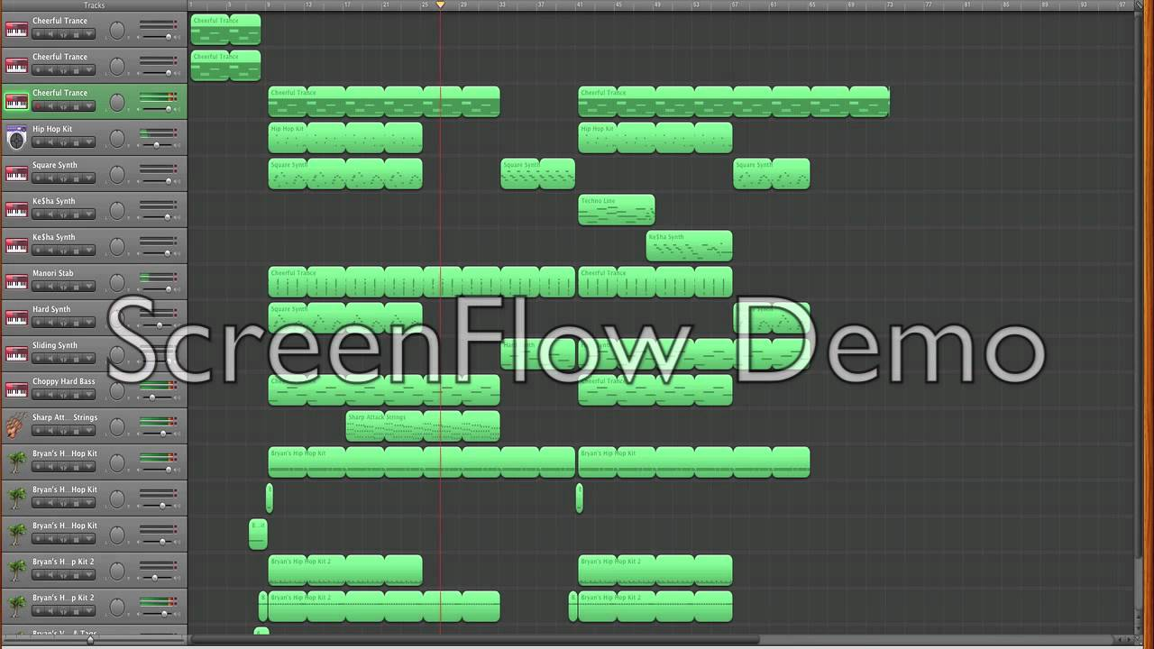 how to make dance music on garageband ipad