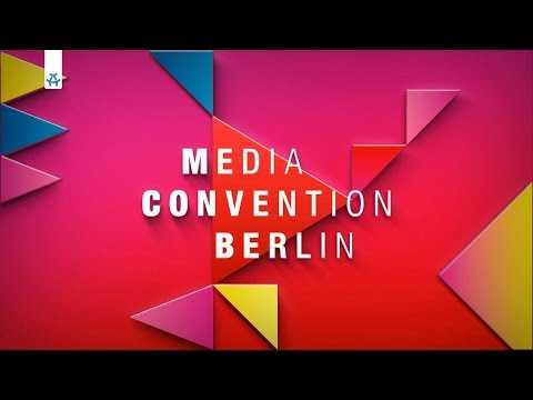 Maren Urner (Perspective Daily) about fake news at Media Convention Berlin 2017