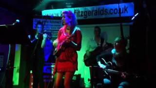 ViX & her MsChiefs Pink Sunshine (Live Fuzzbox cover)