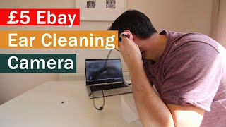 Cheap £5 Ebay Usb Endoscope Ear Cleaning Camera Review
