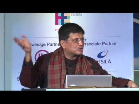 Chief Guest Address By  Piyush Goyal, Union Minister of Power,Govt. of India