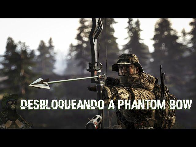 Como liberar a Phantom Bow sem PREMIUM
