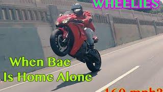 When bae says she's home alone... || Jake Paul
