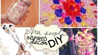 Diy: Free People Inspired Summer Decor!